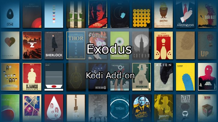 how to add exodus to kodi windows app